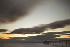 *** (Lee|Ratters) Tags: sony a7 canon fd 28mm f28 nd110 clevedon pier long exposure sunset