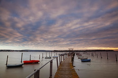 Jetty 2016 (SedatPhotography) Tags: sky colors landscape boats see colours cloudy outdoor jetty great july 16 colourful lovely 07 2016 oceon sunbset