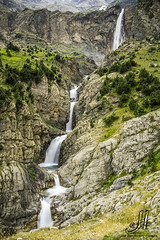 Pineta (jlalvarezphotography_nature) Tags: park parque espaa water landscape waterfall spain long paisaje exposition national nacional exposicion larga pirineos ordesa cascada pineta