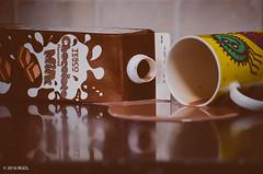 That Wasn't Me!! (BGDL) Tags: lightroomcc afsnikkor55200mm1456g bgdl odc nikond7000 kitchen carton chocolatemilk cup oops spilled