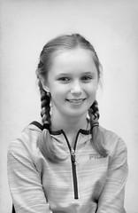 A Perfect Little Portrait (PhotoAtelier) Tags: braids blond