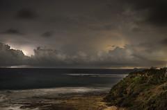 Norah Head at Night-3 (Tim Shilling) Tags: nsw night austalia beach coast lighthouse norahhead