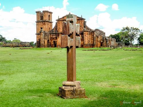 Ruinas de São Miguel,