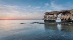 Sunset at Dwejra, Gozo (kevinbrincat) Tags: gozo dwejra malta sunset pentax sigma 1020
