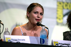 Melissa Benoist (Gage Skidmore) Tags: connie nielsen ming na wen morena baccarin melissa benoist nathalie emmanuel tatiana maslany lucy lawless san diego comic con international california convention center ew entertainment weekly women who kick ass