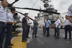 160811-N-KR961-039 (SurfaceWarriors) Tags: boxarg13meu16 ussboxerlhd4 amphibiousreadygroup 13thmarineexpeditionaryunit 13thmeu usmarines usnavy cpr1 us7thfleet maritimemalaysia malaysia