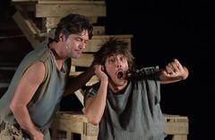 160724_MilesGloriosus_206 (sergio_scarpellini) Tags: milesgloriosus plautusfestival plautus theater teatro sarsina plauto ettorebassi justinemattera corradotedeschi