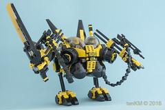 tkm-STILTwalker-02 (tankm) Tags: lego moc stilt walker mech