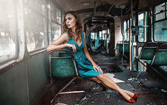 Where to go? (Damian Pirko) Tags: portrait cinematic color mood frozen in time