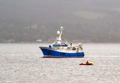 RV Alba na Mara (Zak355) Tags: rvalbanamara isleofbute rothesay bute survey boat researchvessel riverclyde scotland scottish shipping