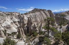 Tent Rocks (alouest225) Tags: paysage landscape alouest225 nikon d750 nikon28300 usa unitedstates etatsunis newmexico landofenchantment nm kashakatuwetentrocksnationalmonument slotcanyontrail