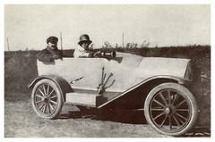 1926.          (foot-passenger) Tags:  mathis   1926 kustodiev painter stagedesigner