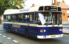 1035 (PB) DOC 35V (WMT2944) Tags: 1035 doc 35v leyland national mk2 wmpte west midlands travel