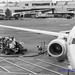 Fueling the 737-900 in Black & White