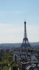 P9272267 () Tags:   paris france  triomphe triumph arc de ltoile arcdetriomphedeltoile  la tour eiffel latoureiffel lattice tower latticetower