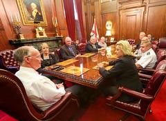 09-29-2016 Weekly Cabinet Meeting