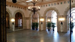 Hotel Addition (Terry Hassan) Tags: usa florida miami palmbeach flaglermuseum whitehall mansion museum hotel building addition architecture