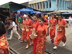 Vegetarian Festival 2016 Thailand, Samut Songkhram (bangkok.charlie) Tags: thailand asia asian vegetarian festival street chinese kin jay kinjay earthasia