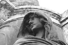 Rostro de monumento (carlosamosquera) Tags: recoleta ba argentina nikon mausoleum mausoleo