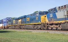 IMG_0074 A (mhellekjaer) Tags: 440 ohio berea csx locomotive gees44ach es44ach