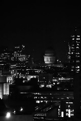 St Paul's (Arvor Photography) Tags: london cityscape nightscape londoneye nopeople stpaulscathedral landscapephotography darylhutchinson arvorphotography