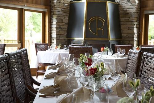 Triple Creek Ranch Dining Room