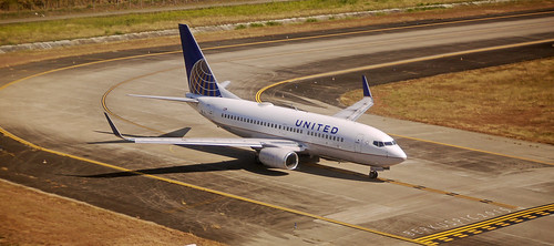 From flickr.com: United's Friendly Skies {MID-72184}