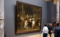 Rembrandt, The Night Watch view