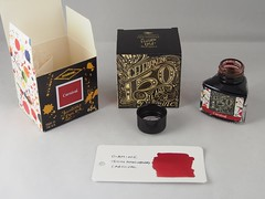 Diamine 150th Anniversary Carnival