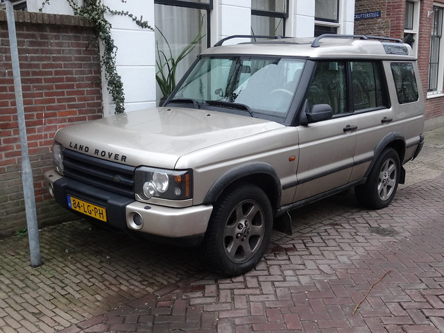netherlands nederland landrover discovery schoonhoven 2015 landroverdiscovery sidecode6 84lgph