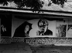 mural , Film and Television institute , Pune (Paul Varuni) Tags: film mural contemporary indian institute