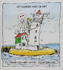 Trouwen op Marken (doevos) Tags: lighthouse phare vuurtoren marken paardvanmarken