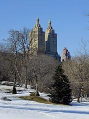 Central Park (Andy Latt) Tags: city nyc snow newyork centralpark manhattan finepix fujifilm bigapple 0611 andylatt hs20exr
