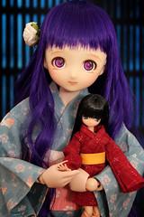 Yukata_02 (customlovers) Tags: japan yukata kimono aichan minidollfiedream picconeemo