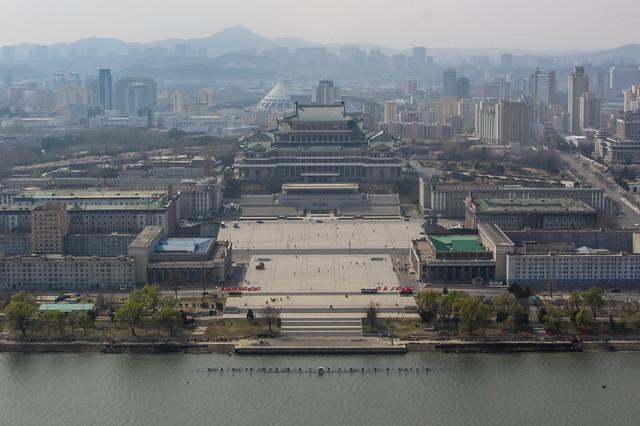 Kim Il Sung Square