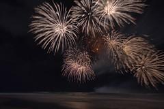 SEAFIRE,  SURFERS PARADISE FESTIVAL 2015,  FIREWORKS (16th man) Tags: beach canon eos sand surf fireworks australia qld queensland skydivers surfersparadise goldcoast seafire surfersparadisebeach flametrails surfersparadisefestival eos5dmkiii seafire2015