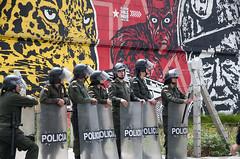 (Leo Villamizar) Tags: colombia bogot paz marcha 9deabril