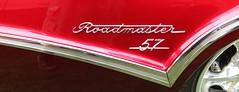 1957 Buick Roadmaster Side Emblem (Bill Jacomet) Tags: lake emblem la buick texas tx side resort 1957 montgomery trim concours spa 57 roadmaster conroe 2015 delegance torretta of