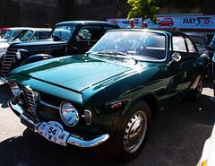 Alfa Romeo GT Junior 1300 (1968) (maximilian91) Tags: italy italia liguria alfaromeo oldcars vintagecars italiancars montoggio gtjunior alfaromeogtjunior alfaromeogtjunior1300