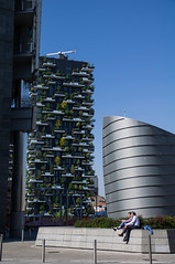 A spring warm day (O.Ped) Tags: spring warm day expo milano verticale bosco