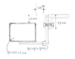 Frits Reinders Guide Rail drawing