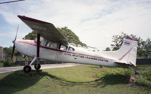 Cessna U 17A 66-14425-03 CATC Hua Hin Jul95