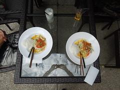 Lunch @Sen Restaurant (conticium) Tags: lunch restaurant vietnam saigon sen mittag spittelmarkt vietnamesisch
