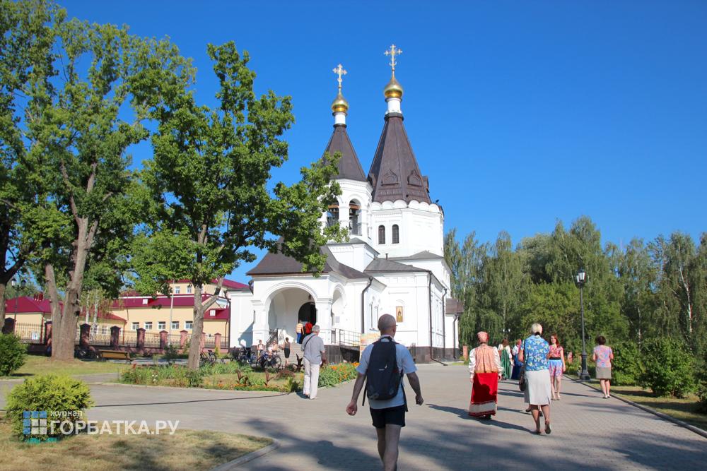Фестиваль «Русь крещеная» приглашает