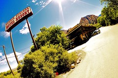 Bonnie Springs Ranch (GaryFromTexasPhotos) Tags: hotel bonniesprings ranch nevada outdoors old west western cowboys popart rustic