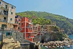 2016-07-04 at 14-09-24 (andreyshagin) Tags: riomaggiore italy architecture andrey shagin summer nikon d750 daylight trip travel town tradition beautiful