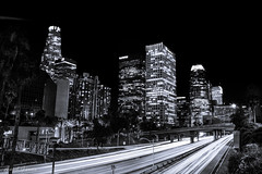 LA lights (angelphotography24) Tags: outdoor skyline monochrome architecture city street lights flickr natur leica fujifilm nikon cityscape landscape love photo photography fav10 fav40 fav50 fav100