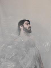 217 // 366 - Untitled (Job Abril) Tags: autorretrato selfportrait cuerpo malebody nude artisticphotography conceptualphotography paleskin white art 365 nikon