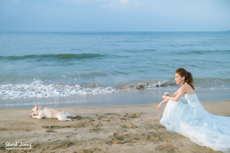 婚紗照,海邊婚紗,花牆婚紗,婚紗攝影,婚紗景點