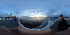 ferry travels in 360 (ThisIsMeInVR.com) Tags: samsung 360 virtual reality ricoh vr oculus spherical 360vr